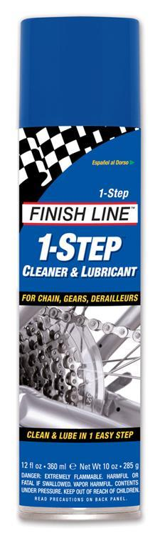 Finish Line 1 Step Cleaner & Lubricant
