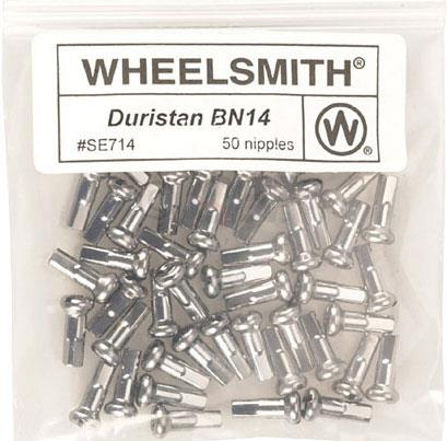WHEELSMITH STAINLESS DIRECT PULL SPOKES (SILVER &
