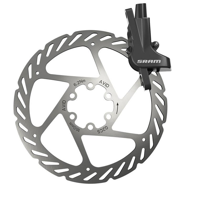 SRAM Level Hydraulic Disc Brakes