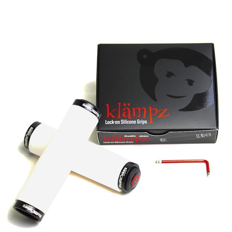 Red Monkey Klampz Lock-On Silicon Grip