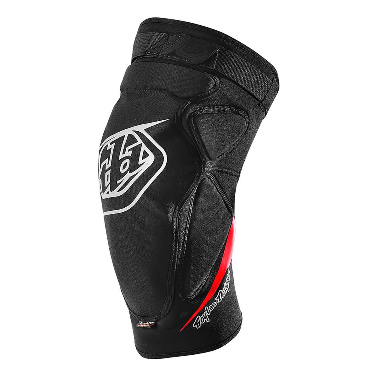 TROY LEE DESIGNS RAID KNEE GUARD BLACK