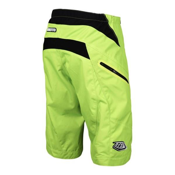 TROY LEE DESIGNS MOTO SHORT CHARTREUSE