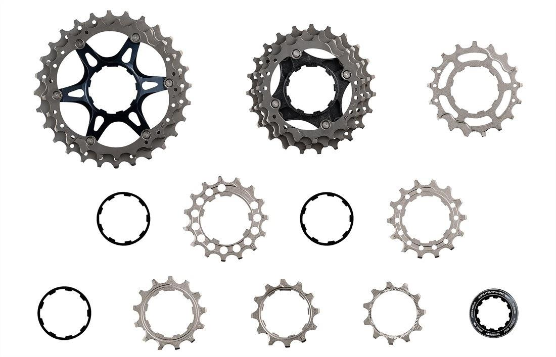 SHIMANO DURA-ACE R9100 11 SPEED CASSETTE