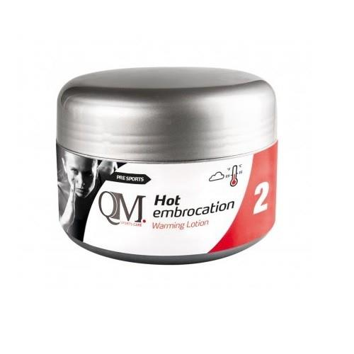QM HOT EMBROCATION CREAM