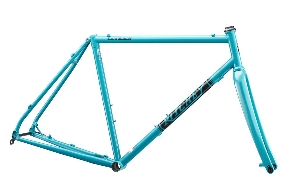 Ritchey Outback Frameset Blue