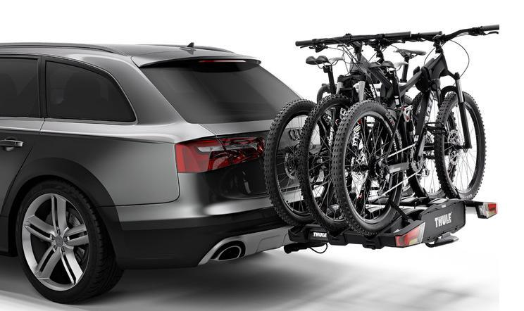 thule easyfold xt 934 3 bike rack. Black Bedroom Furniture Sets. Home Design Ideas