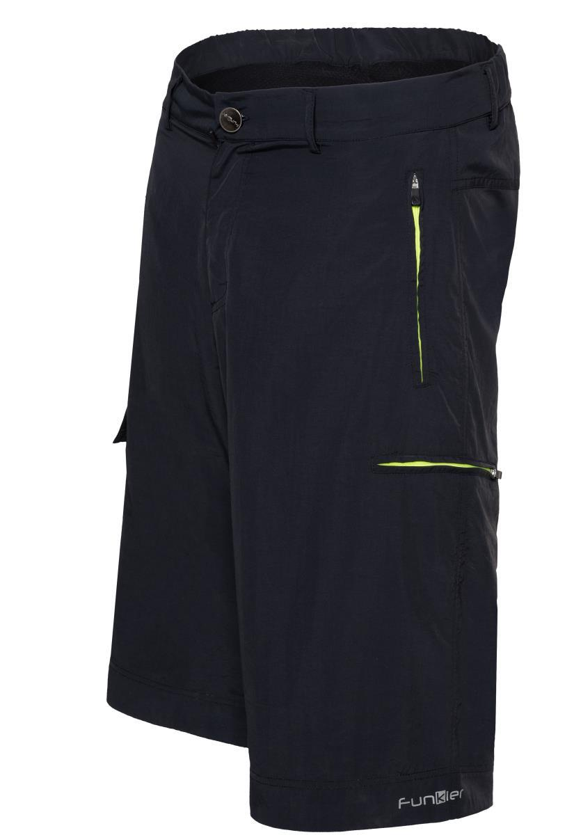 Funkier Men's Policoro Active Baggy Shorts & Liner