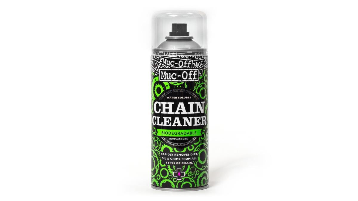 MUC-OFF BIO CHAIN CLEANER DEGREASER AEROSOL 400ML