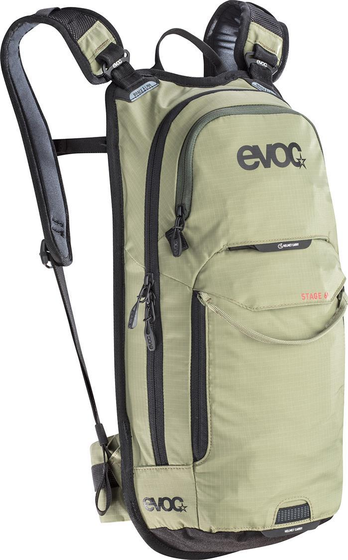 EVOC STAGE 6L HYDRATION PACK