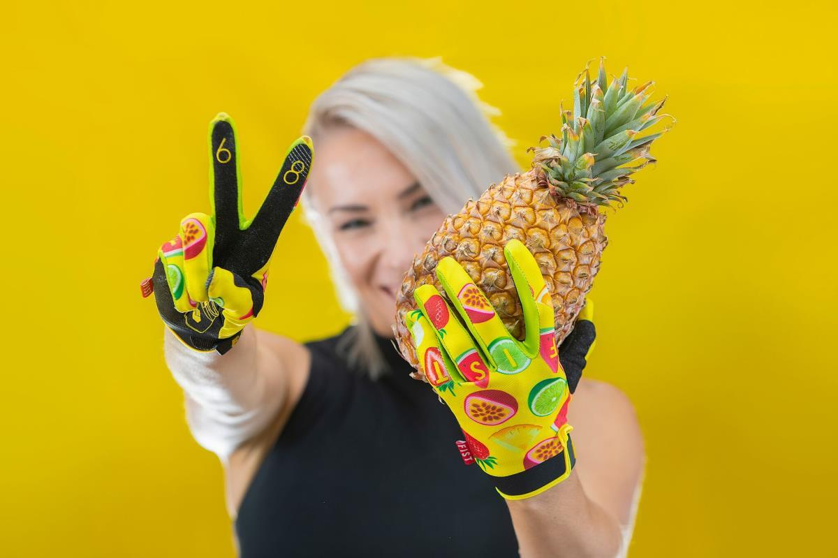 Fist Youth Caroline Buchanan Smoothie MTB Gloves