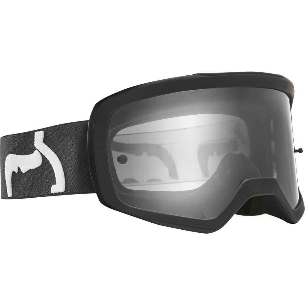 Fox Youth Main II PC Prix Goggles Black