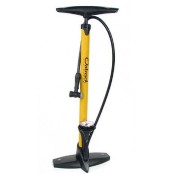 Ontrack Floor Pump Metal