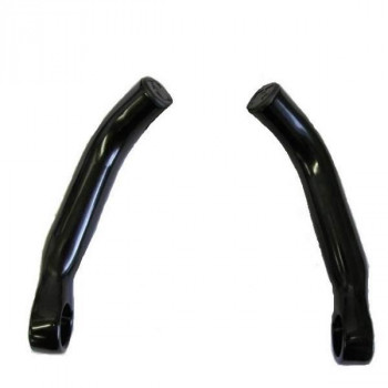 MTB Bar Ends Silver or Black