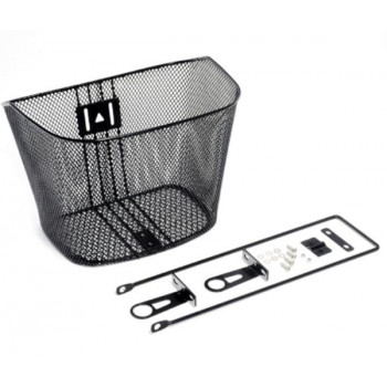 WIRE BASKET WITH STAYS
