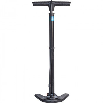 Pro Floor Pump Performance Black Ez Head