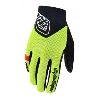 TROY LEE DESIGNS ACE GLOVE FLO YELLOW