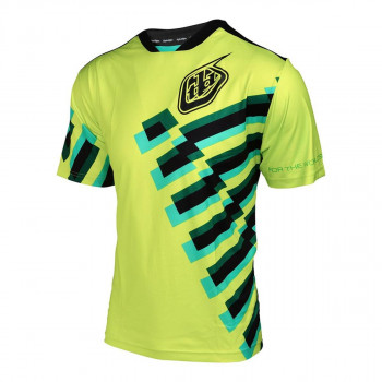 Troy Lee Designs Skyline Jersey Force Yellow