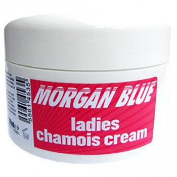 MORGAN BLUE LADIES CHAMOIS CREAM
