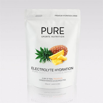 Pure Electrolyte Hydration Pouch 500g Pineapple