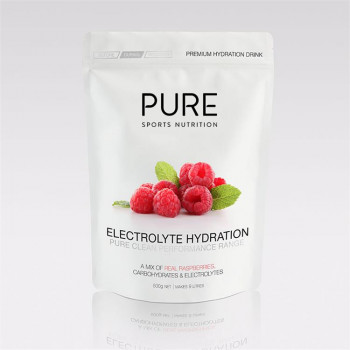 Pure Electrolyte Hydration Pouch 500g Raspberry