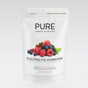 Pure Electrolyte Hydration Pouch 500g Super Fruits