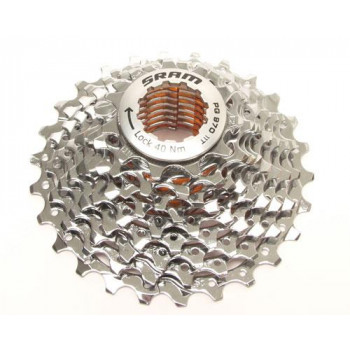SRAM PG970 CASSETTE 9-SPEED