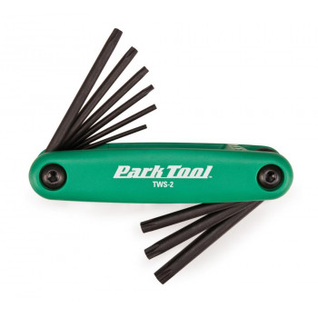 Park Tools Torx Wrench Set - TWS-2