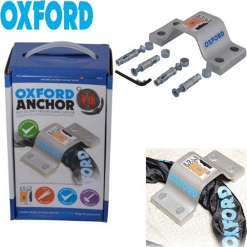 Ground Anchor Kit - Oxford