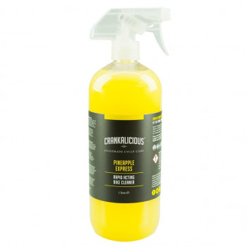 Pineapple Express Bike Cleaner - Crankalicious