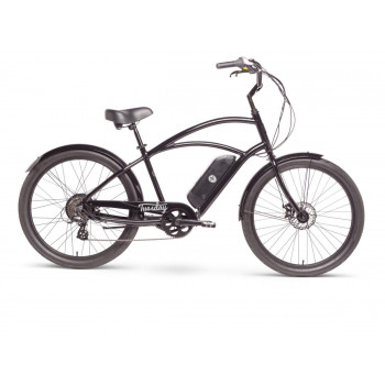 Tuesday August Live E-Bike SO Black