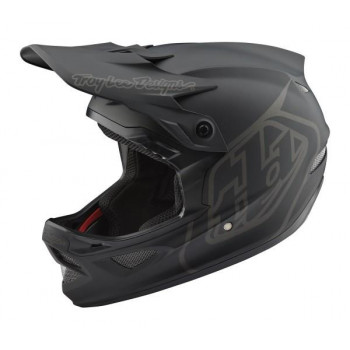 Troy Lee Designs D3 AS Fibrelite Mono Helmet