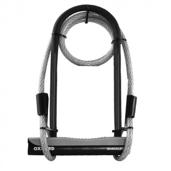 Oxford Shackle 12 DUO Ultimate Security D-Lock