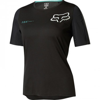 Fox Women's Attack SS MTB Jersey Black