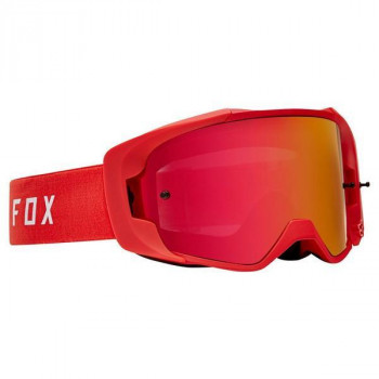 Fox Vue Goggles Red