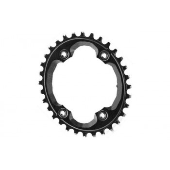 ABSOLUTEBLACK SHIMANO XT OVAL CHAINRING