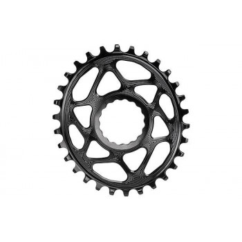absoluteBLACK Race Face Cinch Oval Chainring