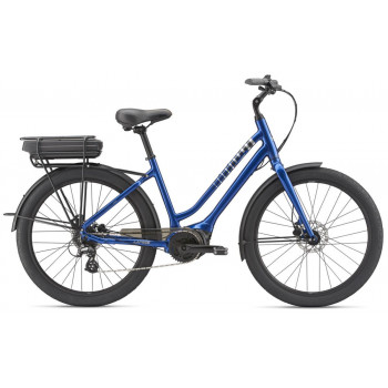 2020 Giant Lafree E+ 2 32km/h Electric Bike Royal Blue