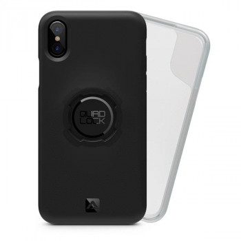 Quad Lock iPhone X Case