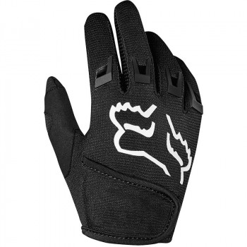 Fox Kid's Dirtpaw Gloves - Black