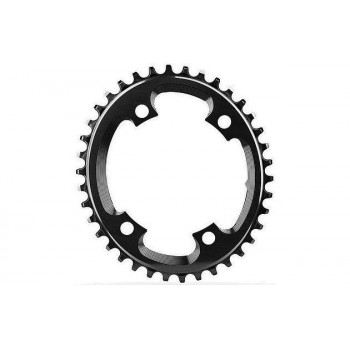 Absolute Black Cyclocross Oval Chainring