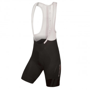 Endura Pro SL Bibshort Dropseat Wide Pad Black Whi