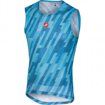 Castelli Base Layer Pro Mesh Sleeveless Blue