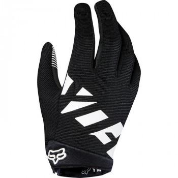 Fox Ranger Youth Gloves Black/White