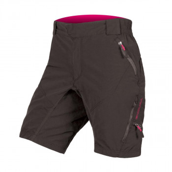 Endura Women's Hummvee II Short With Liner