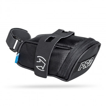 Pro Saddle Bag Medi Strap Mount Black