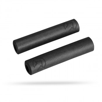 PRO Grips Silicone Xc Slim Black 30mm / 130mm