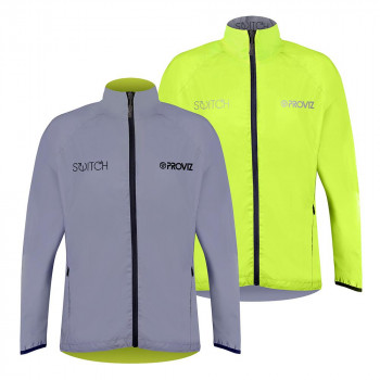 Proviz Mens Switch Reflect360/Hi Viz Cycle Jackets