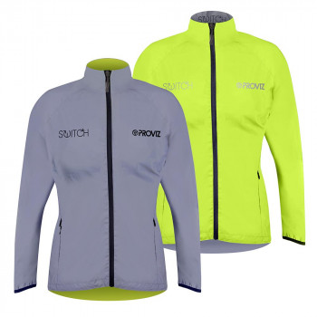 Proviz Women's Switch Reflect360 Hi-Viz Cycling Jacket