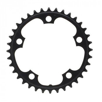 Shimano RS500 Chainrings Black