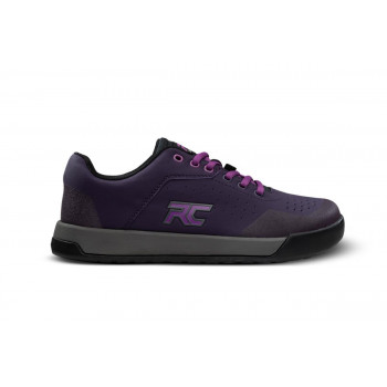 Ride Concepts Women's Hellion MTB Shoes Dark Purple